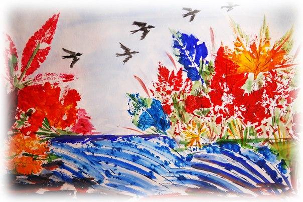 Урок рисования во 2 классе животные леса