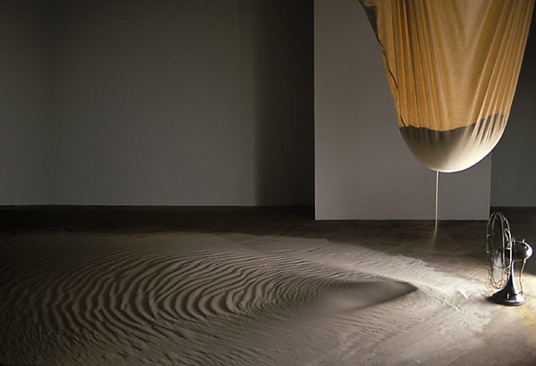 Время, ветер и песок