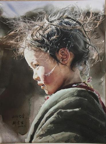 Западный ребенок, Liu Yun Sheng