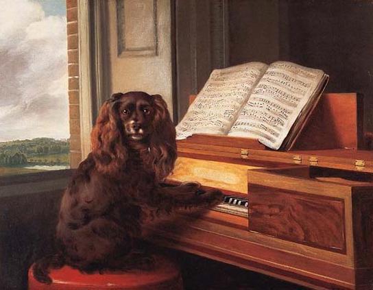 music_dog