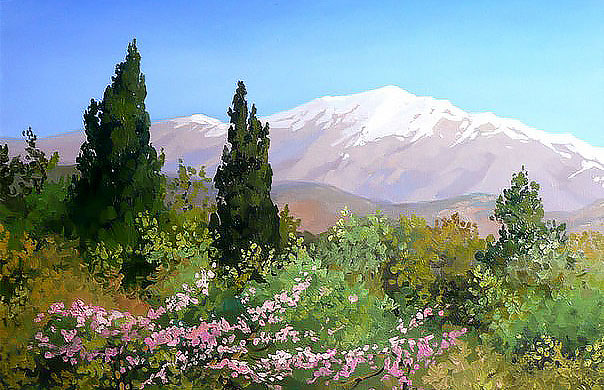 Вдохновение гор
